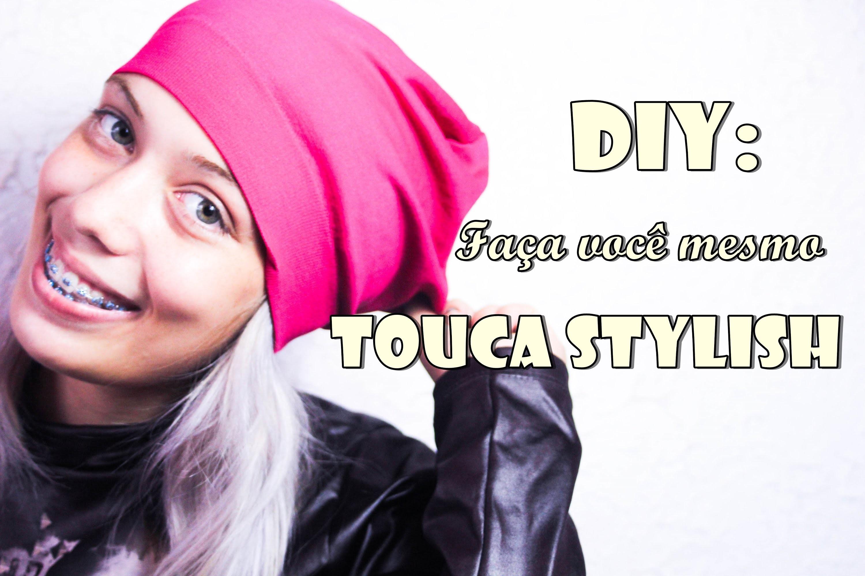 DIY: Faça você mesmo sua touca
