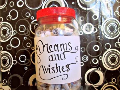 DIY - Dream Box - Pote dos sonhos e desejos (sem introdução)