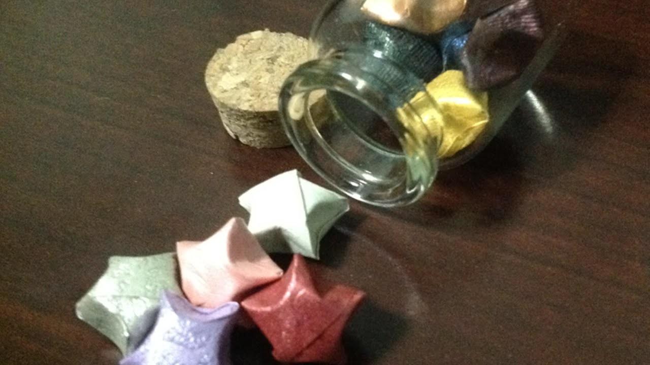 Faça Lindas Estrelas de Origami - Faça Você Mesmo Artesanato - Guidecentral