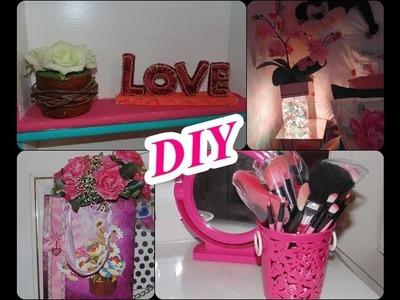 Diy: decoração para o quarto