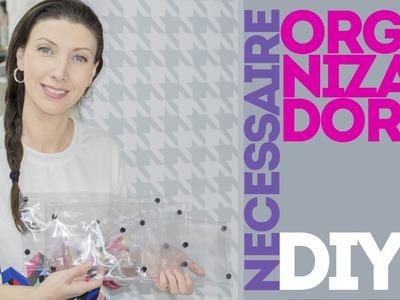 Organizador de Mala | Necessaire DIY