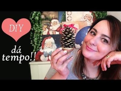 DIY: DECORAÇÃO E PRESENTINHO DE ÚLTIMA HORA, por Camila Camargo