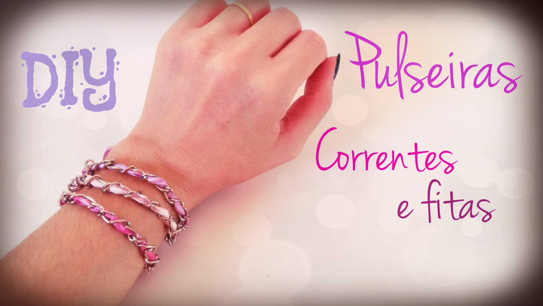 Como fazer Pulseira - DIY Bracelet