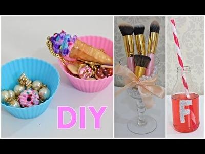 DIY: 3 decorações fofas e simples de fazer!