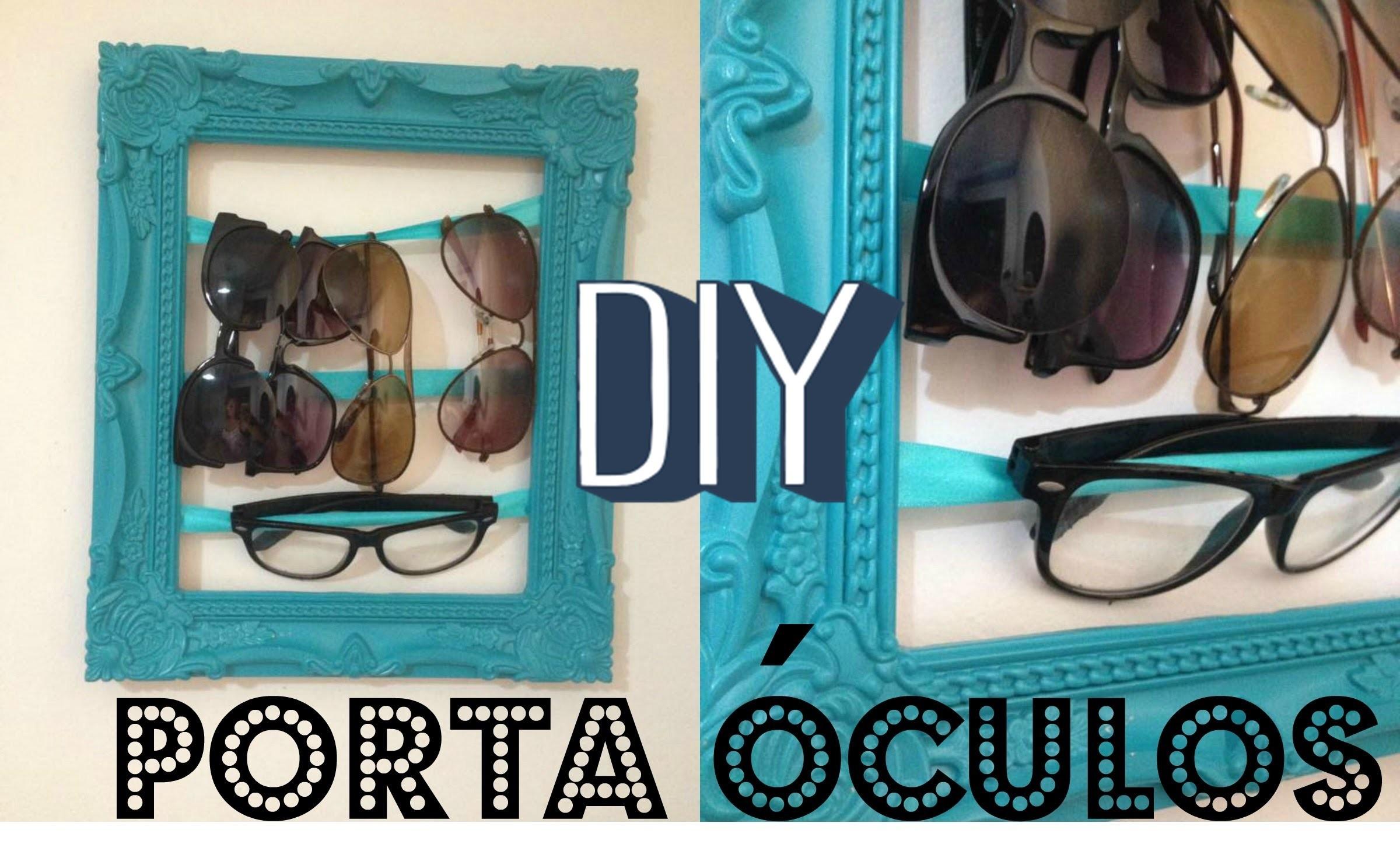 DIY Porta Óculos