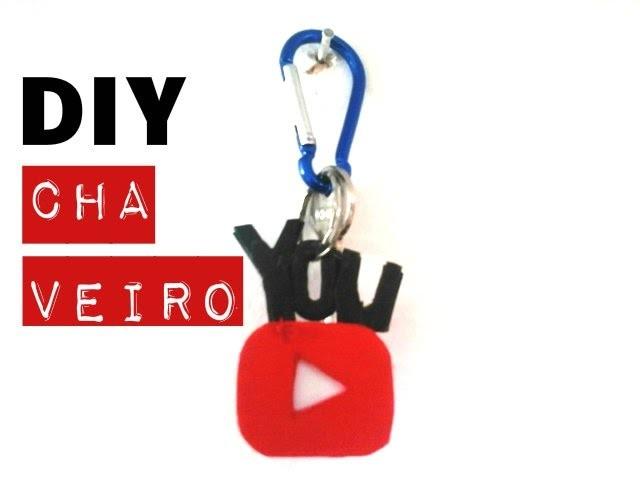 DIY.: Chaveiro YouTube