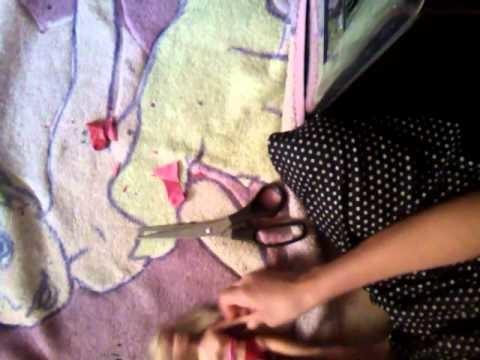 DIY: Como fazer biquíni para Bonecas