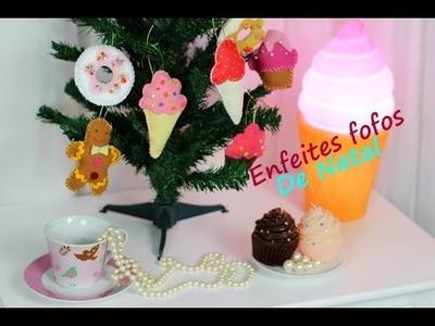 D.I.Y Decoração de Natal - Árvore com Doces