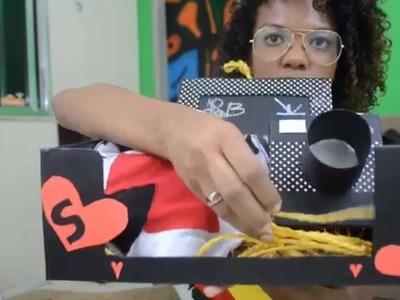 .: DIY :. 3 Presentes lindos sem gastar nada !