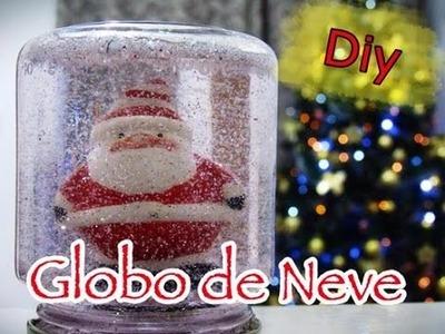 DiY : Faça Você Mesmo - Globo de Neve