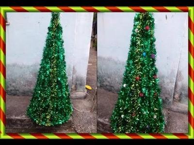 DIY: Ávore de Natal