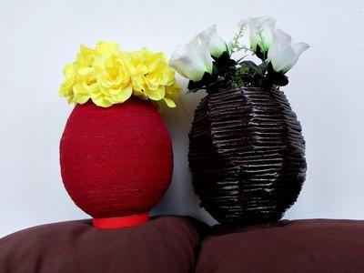 DIY - Vaso ou balão decorativo