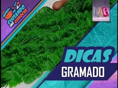 DIY - Gramado - Coisando uns Gonócio - Dicas - #08