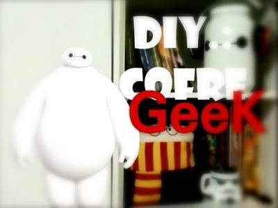 DIY.: Cofre Geek Baymax