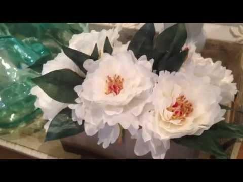 Inspiração x Realidade- diy arranjo de flores
