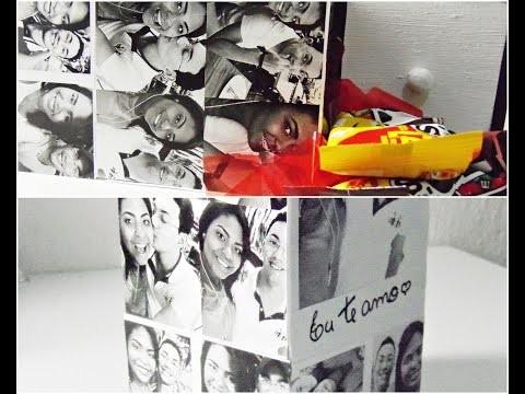 DIY - Caixa para o Dia dos Namorados - Deborah Monteiro