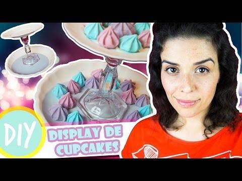DIY - Display de Cupcake | Keityland