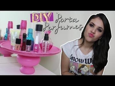 DIY: Porta Perfumes | Patricia Gallo