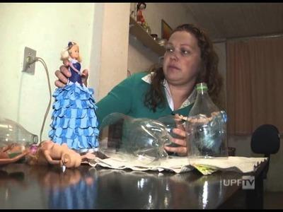 UPFTV - Artesanato Com Reciclagem