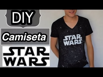 DIY - Camiseta Star Wars - Eduardo Wizard