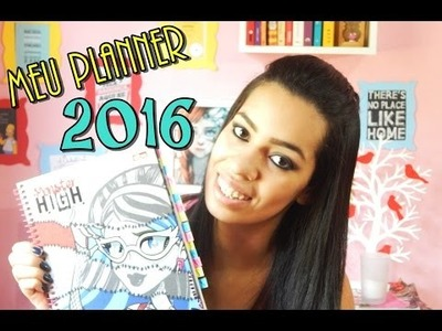 PLANNER 2016 - DIY ❤