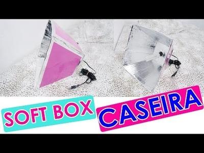 DIY - SOFT BOX CASEIRA