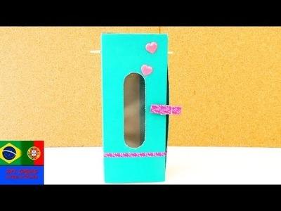 DIY um lindo e fácil Guarda-roupas para Barbie