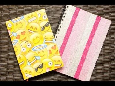 DIY: Volta as aulas - Customize seus Cadernos | Customização de Cadernos