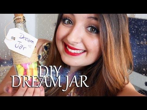 DIY Dream Jar - Jarra dos Sonhos | Festival de Doces TV