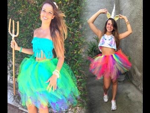 DIY Fantasia de Carnaval | Halloween Costume DIY