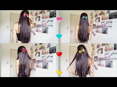 DIY: Laço de cabelo