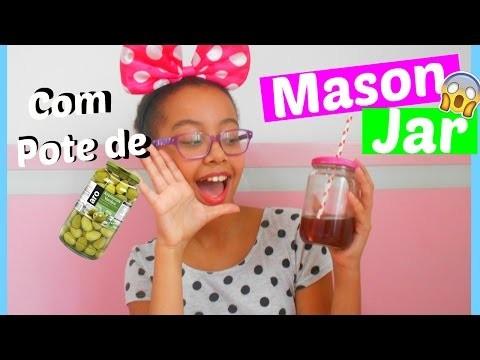 DIY - MASON JAR