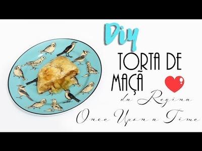 DIY OUAT: Torta de Maçã da Regina - Once Upon a Time - Cozinha Geek