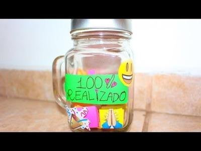 DIY: Pote 100% Realizado (SUPER FÁCIL) #FazAiSussu