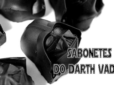 DIY - Sabonete Darth Vader - Dia dos Pais