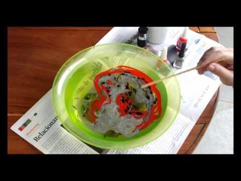 Como customizar uma caneca com esmalte - Swirl - Tutorial DIY