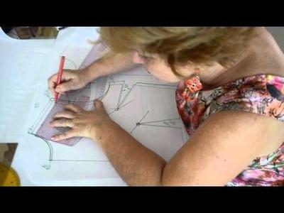DIY : Como graduar moldes - Aula 63