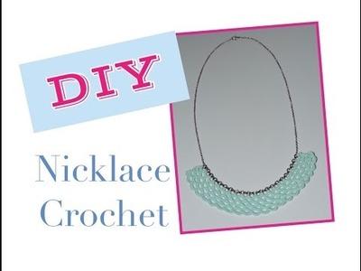 DIY_Colar de Crochet