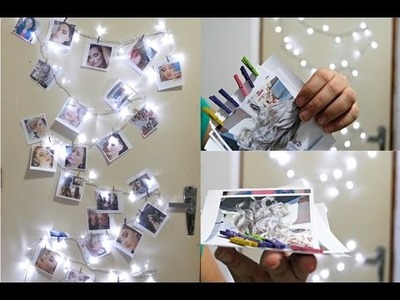 DIY - VARAL DE FOTOS
