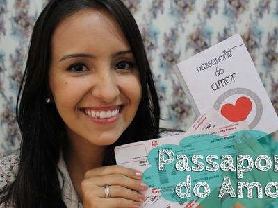 DIY: Passaporte do Amor