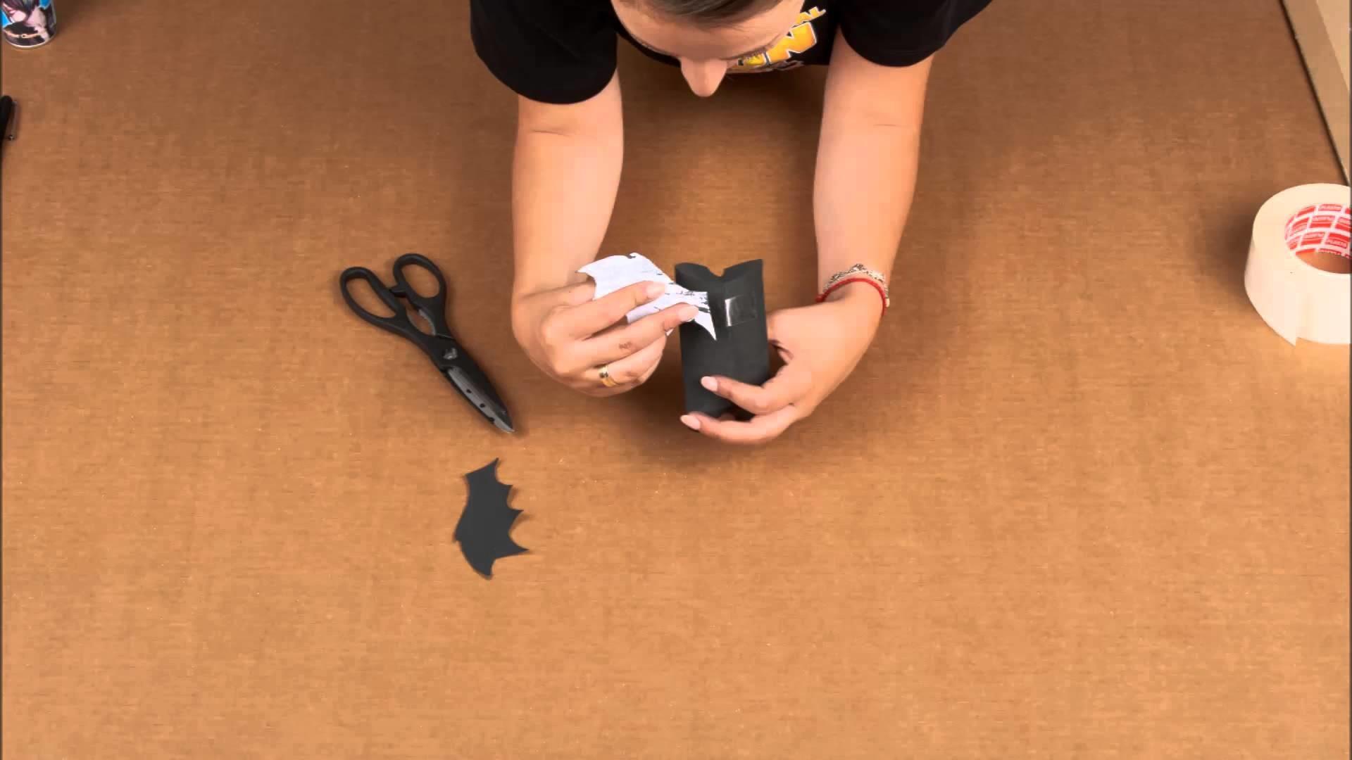 DIY vampiro Halloween