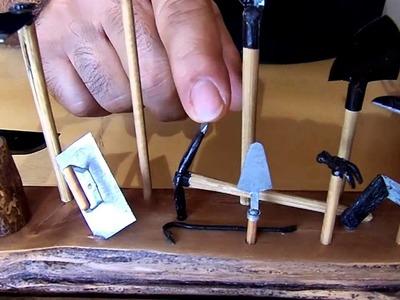 Artesanato em miniaturas - Marcos Brandão