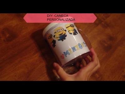 DIY: Caneca Personalizada