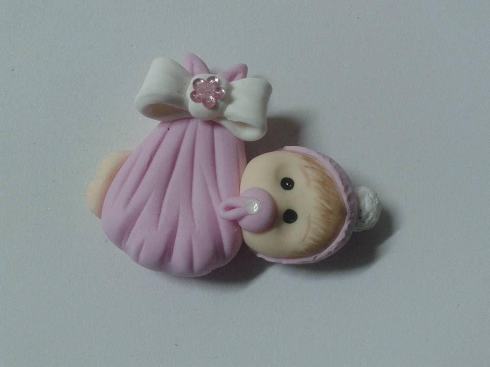 DIY-cantinho dos sonhos-bebe na trouxinha-biscuit
