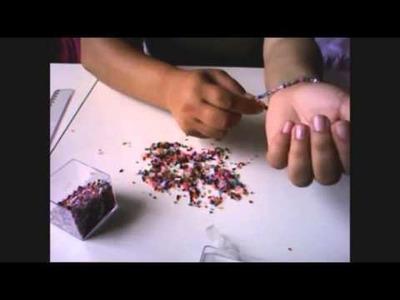 DIY: Como fazer pulseiras de miçangas