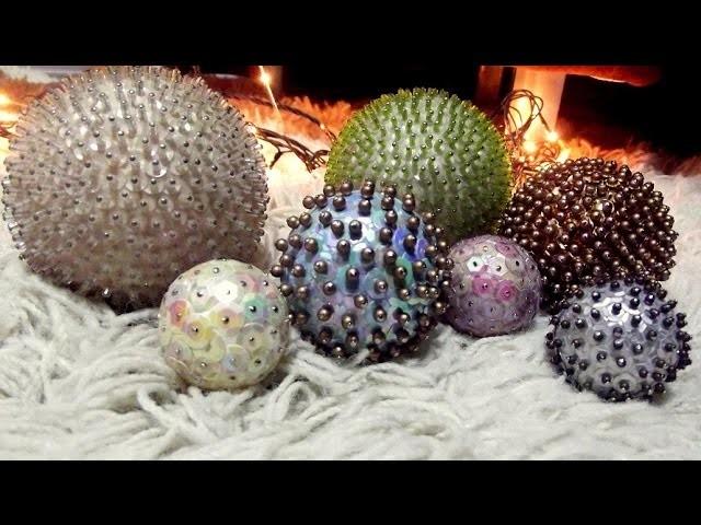 DIY: Enfeites de Natal | Ana do dia