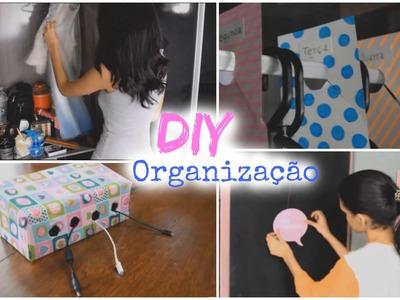 DIY Ideias de Organização