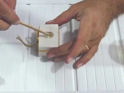 Construção de Peças de Resina (Acrílica odontológica e para artesanato)