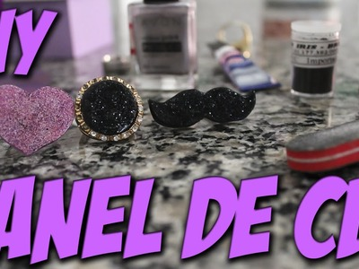 DIY - Anel de CD