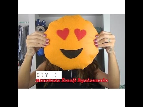 Diy: Almofada Emoji
